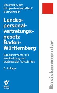 LPVG-Kommentar Baden-Württemberg