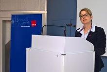 Hanna Binder, stellv. ver.di-Landesleiterin
