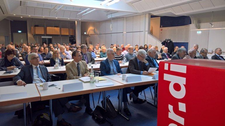 VVT Jahresversammlung 2016