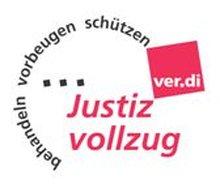 ver.di Justizvollzug Logo