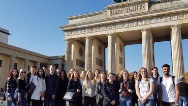 Auszubildende im Deutschen Bundestag!