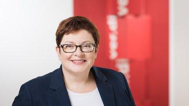Christine Behle, stellv. ver.di-Bundesvorsitzende