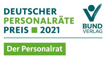 Logo des Deutschen Personalrätepreises